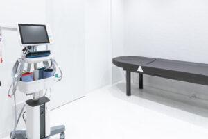 心電図&四肢血圧脈波検査装置(ABI)